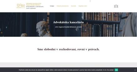 Právnik,Advokát Bradiak Mihoková Odkaz